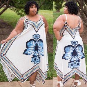 Dresses & Skirts - Plus size Handkerchief Dress